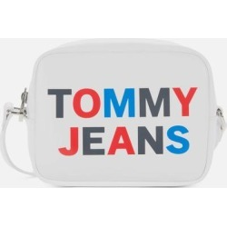 Camera Bag - White - Tommy Hilfiger Shoulder Bags found on Bargain Bro from lyst.com for USD $40.28