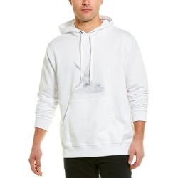 Burberry Cupid Print Hoodie (S), Men's, White(cotton, graphic) found on MODAPINS from Overstock for USD $769.99