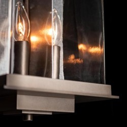 Hubbardton Forge Kingston 18 Inch Tall 4 Light Outdoor Hanging Lantern - 356840-1012 found on Bargain Bro Philippines from Capitol Lighting for $1317.80