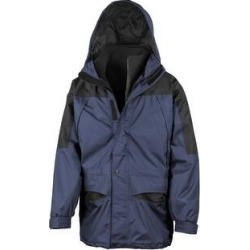 Result Mens Alaska 3-In-1 Stormdri Waterproof Windproof Jacket (Navy/Black - XS), Men's, Blue/Black(fleece) found on Bargain Bro Philippines from Overstock for $123.48