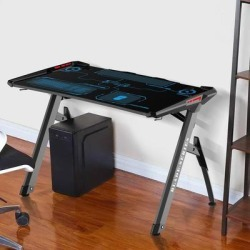 Home Game Standing Desk (Black) found on Bargain Bro Philippines from Overstock for $309.49