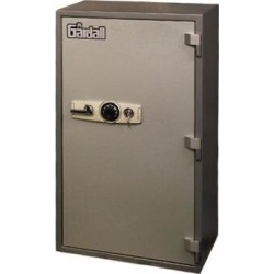 Gardall Safe Corporation Large Two-Hour Fire Resistant Record Safe, Size 50.75 H x 29.25 W x 25.25 D in | Wayfair SS4422-G-CK found on Bargain Bro Philippines from Wayfair for $2171.25