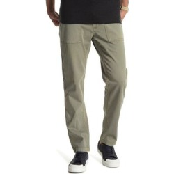 Utility Slim Fit Pants - Green - Vince Pants found on Bargain Bro from lyst.com for USD $68.40