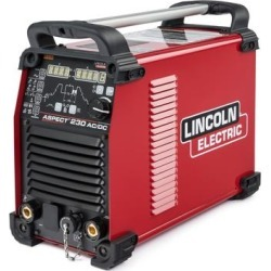 Lincoln Aspect 230 AC/DC TIG Welder (K4340-1) found on Bargain Bro India from weldingsuppliesfromioc.com for $3446.00
