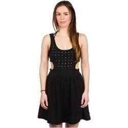 Vans Womens Libby Tank Dress (L), Women's, Black(cotton, solid) found on Bargain Bro from Overstock for USD $16.81