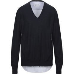Jumper - Blue - Maison Margiela Knitwear found on Bargain Bro from lyst.com for USD $325.28