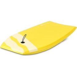 Lightweight Bodyboard with EPS Core HDPE Slick Bottom found on Bargain Bro Philippines from Overstock for $75.49