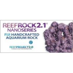 Walt Smith Reef Rock 2.1 Nano Fiji Box, 22 lbs., Standard, Purple found on Bargain Bro from petco.com for USD $75.99