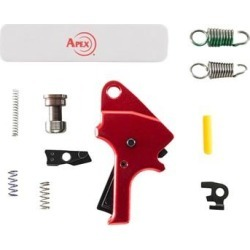 Apex Tactical Specialties Inc Smith & Wesson M&P M2.0 Red Flat Face Forward Set Trigger Kit - S&W M& found on Bargain Bro India from brownells.com for $169.99