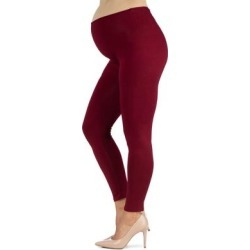 24seven Comfort Apparel Womens Stretch Ankle Length Maternity Leggings M002500 found on Bargain Bro Philippines from Overstock for $22.99