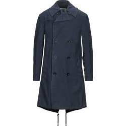 Overcoat - Blue - Saucony Coats found on Bargain Bro India from lyst.com for $309.00