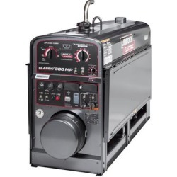 Lincoln Classic 300 MP Kubota CC/CV Welder Generator (K4264-1) found on Bargain Bro India from weldingsuppliesfromioc.com for $18695.00