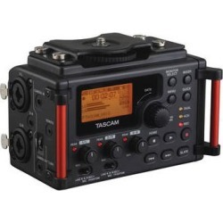 Tascam DR-60DmkII 4-Input / 4-Track Multitrack Field Recorder DR-60DMKII found on Bargain Bro Philippines from B&H Photo Video for $179.00