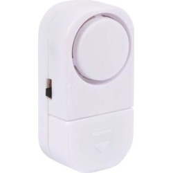 Global Phoenix Home Security Alarms White - White Window & Door Entry Alarm found on Bargain Bro Philippines from zulily.com for $7.98