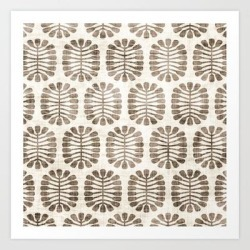 Art Print   Seeds by Holli Zollinger - X-Small - Society6
