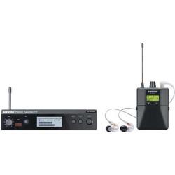 Shure PSM300 Wireless System IEM 215CL