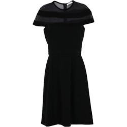 Knee-length Dress - Black - Mugler Dresses found on MODAPINS from lyst.com for USD $250.00