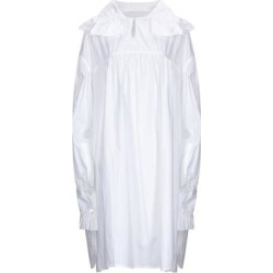 Knee-length Dress - White - Marni Dresses found on MODAPINS from lyst.com for USD $517.00