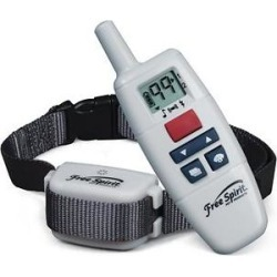 Free Spirit Remote Trainer Dog Collar found on Bargain Bro Philippines from Chewy.com for $39.95