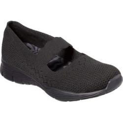 Skechers Women's Sneakers BBK - Black Seager Power Hitter Sneaker - Women found on Bargain Bro India from zulily.com for $54.99