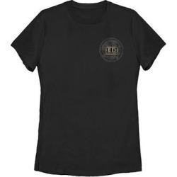 Fifth Sun Women's Tee Shirts BLACK - Star Wars: Jedi Fallen Order Black Mini Map Missy Crew Tee - Women & Plus found on Bargain Bro Philippines from zulily.com for $19.97