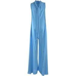 Marisa Jumpsuit - Blue - Gianluca Capannolo Jumpsuits found on Bargain Bro India from lyst.com for $983.00