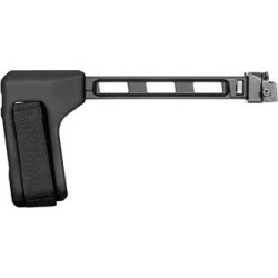 Sb Tactical Fs1913 Folding Pistol Brace - Fs1913 Folding Pistol Brace Black - Aluminum found on Bargain Bro India from brownells.com for $199.99