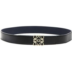 Anagram Belt - Black - Loewe Belts found on MODAPINS from lyst.com for USD $490.00