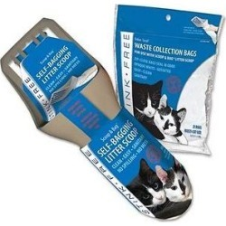 Stink Free Scoop & Bag Cat Litter Waste Bags