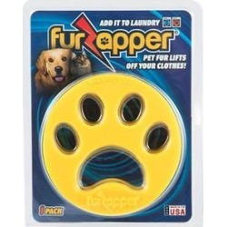 FurZapper Dog & Cat Hair Removal Tool, 1 count found on Bargain Bro India from Chewy.com for $10.99