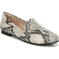 Women's Alexis Loafer by Naturalizer in Ivory Python (Size 10 M) found on Bargain Bro from fullbeauty for USD $45.59