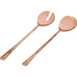 Coppersmith Set of 2 Salad Servers