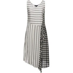 Knee-length Dress - White - Belstaff Dresses found on MODAPINS from lyst.com for USD $294.00