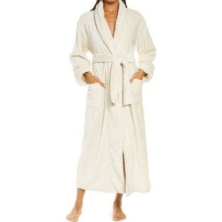 Plush Jaquard Robe - Natural - Natori Nightwear found on Bargain Bro Philippines from lyst.com for $150.00