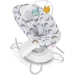 Fisher-Price 2-in-1 Soothe 'n Play Glider (Grey), Gray found on Bargain Bro Philippines from Overstock for $169.49