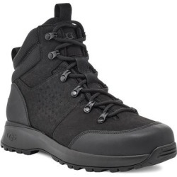 UGG Emmett Waterproof Boot - Black - Ugg Boots found on Bargain Bro from lyst.com for USD $106.40