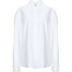 Shirt - White - MM6 by Maison Martin Margiela Tops found on Bargain Bro from lyst.com for USD $186.20