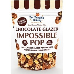 Not Naughty Bakery Popcorn - Impossible Pop Chocolate Popcorn found on Bargain Bro Philippines from zulily.com for $6.99