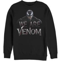 Fifth Sun Men's Pullover Sweaters BLACK - Venom Black 'We Are Venom' Sweatshirt - Men found on Bargain Bro from zulily.com for USD $21.27