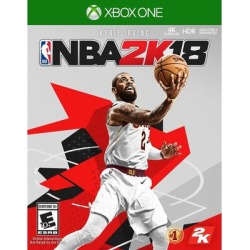 NBA 2K18, Xbox One found on Bargain Bro Philippines from Overstock for $13.89