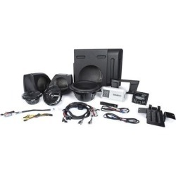 Rockford Fosgate YXZ-STAGE3 PMX-2, Front Speakers, Amp and Sub found on Bargain Bro from Crutchfield for USD $1,504.79