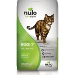 Nulo Freestyle Duck & Lentils Recipe Grain-Free Indoor Dry Cat Food, 14-lb bag found on Bargain Bro from Chewy.com for USD $36.47