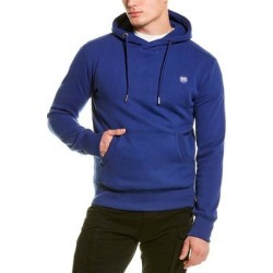 Superdry Collective Hoodie (XL), Men's, Blue(cotton, embroidered) found on MODAPINS from Overstock for USD $31.18