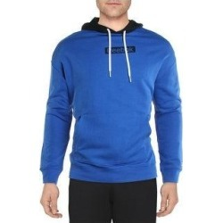 Reebok Mens Training Essentials Hoodie Sweatshirt Fitness - Humble Blue (2XL), Men's(cotton) found on Bargain Bro Philippines from Overstock for $24.99