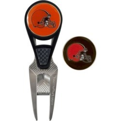 """Cleveland Browns CVX Repair Tool & Ball Markers Set"""