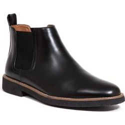 Wide Width Men's Deer Stags Rockland Chelsea Boots by Deer Stags in Black (Size 12 W) found on Bargain Bro Philippines from fullbeauty for $54.99