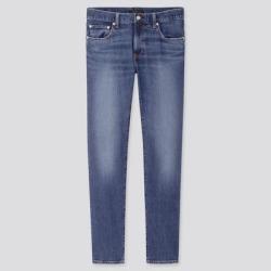 UNIQLO Men's Slim-Fit Jeans, Blue, 42 in. found on Bargain Bro India from Uniqlo for $19.90