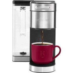 Keurig K-Supreme Plus Single-Serve Coffee Maker, Silver found on Bargain Bro from Kohl's for USD $144.39