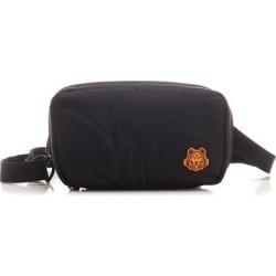 Tiger Crest Shoulder Bag - Black - KENZO Messenger found on Bargain Bro from lyst.com for USD $129.96