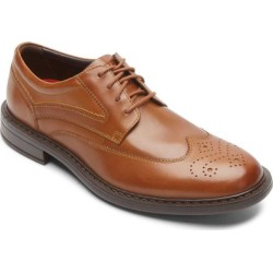 Tanner Wingtip - Brown - Rockport Lace-Ups found on Bargain Bro India from lyst.com for $90.00